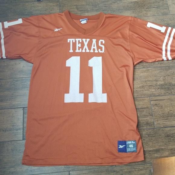 online retailer e7fc7 2e6da University of Texas Football Jersey - #11 UT